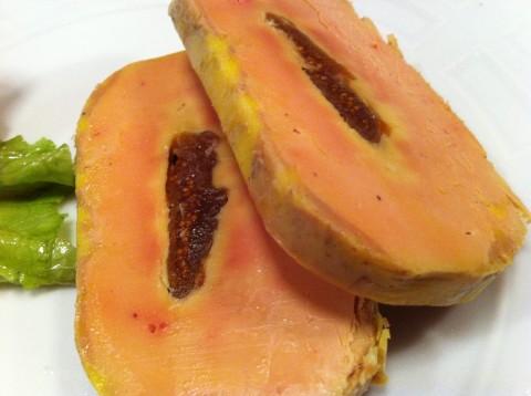 Vivian van Brussel Vette lever of foie gras
